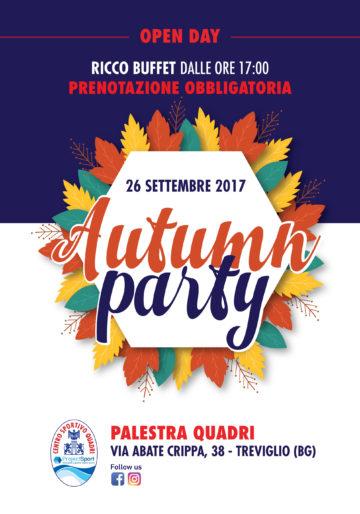 Eventi Centro Sportivo Quadri